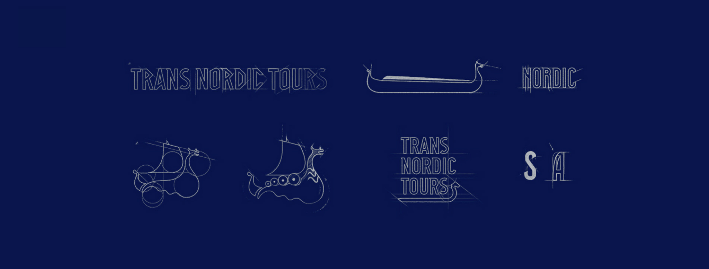 Trans Nordic Tours, Designed and Developed by Ester Digital