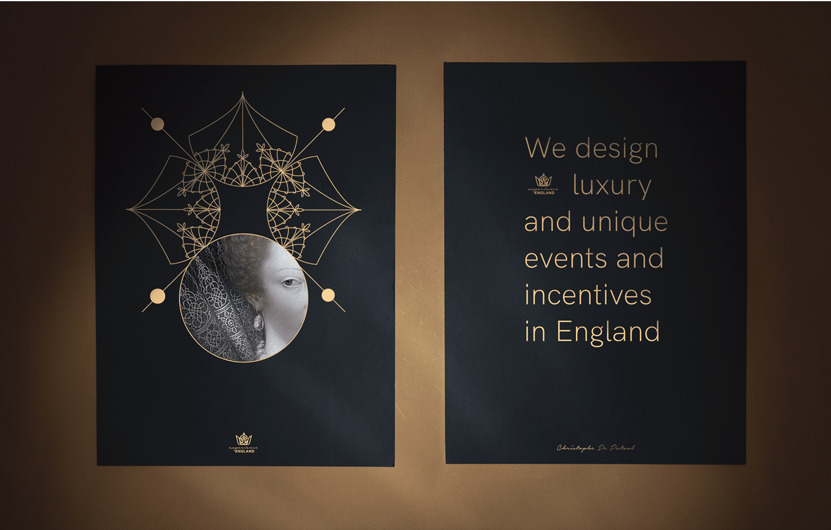 Experience England, Designed and Developed by Ester Digital