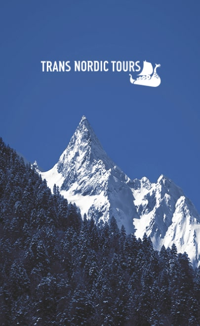 Trans Nordic Tours Website, Designed and Developed by Ester Digital