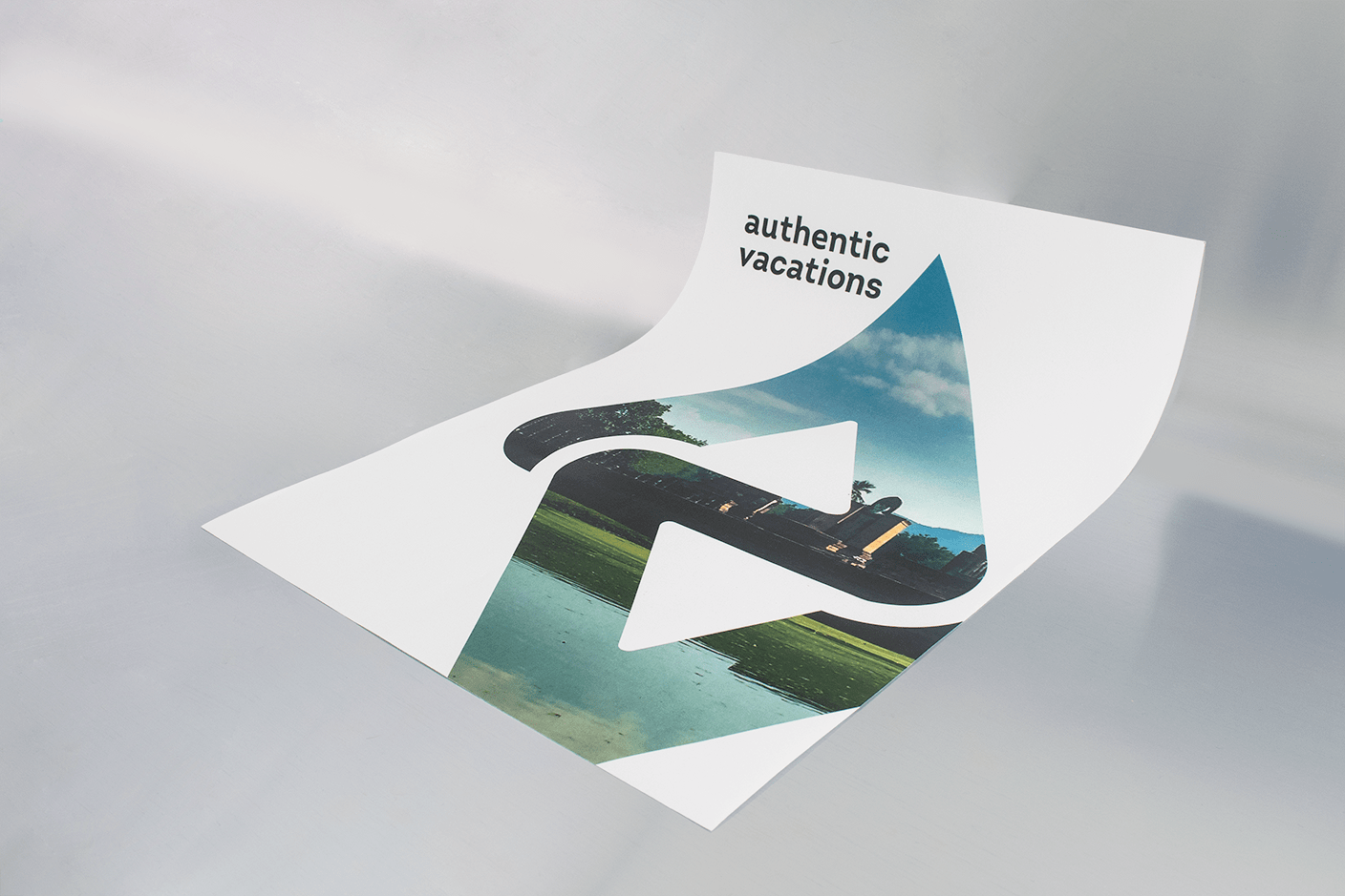 Authentic Vacations, Designed and Developed by Ester Digital