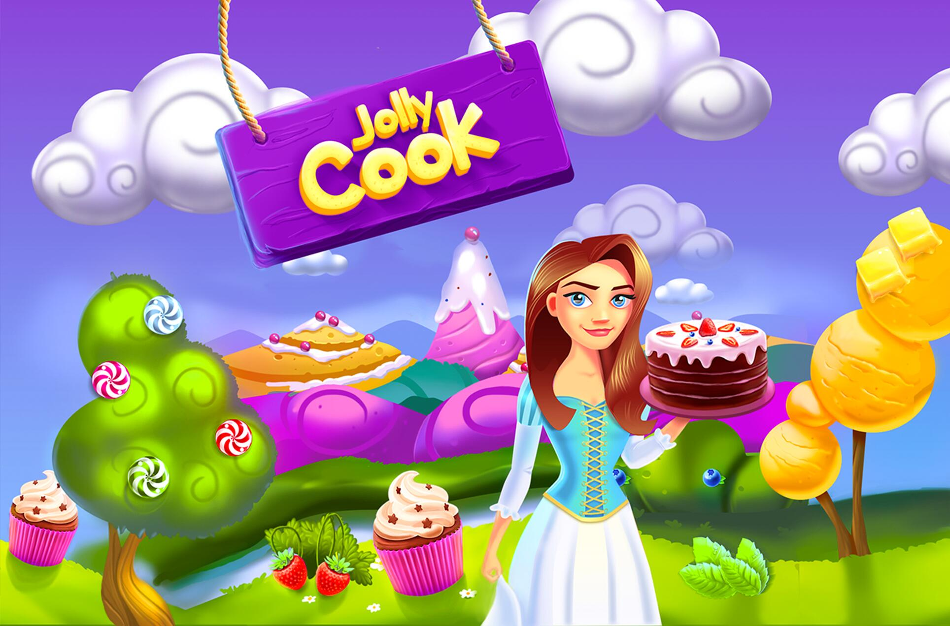 Jolly Cook, Designed and Developed by Ester Digital